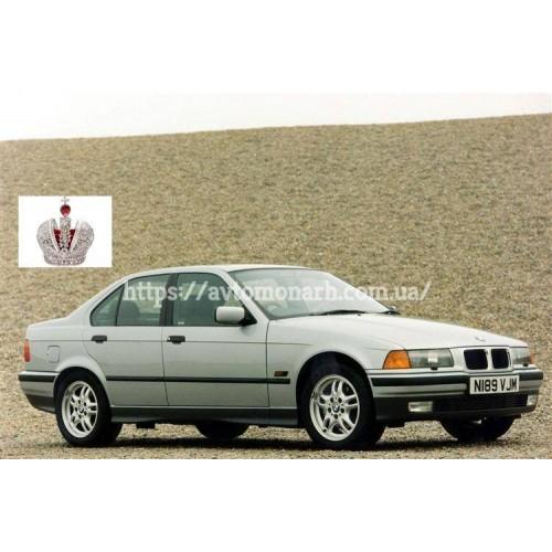Заднее стекло BMW 3 (227) на BMW 3 (E36) (Седан, Комби, Хетчбек)