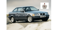 Автостекла на Автостекла BMW 3 1992-1999