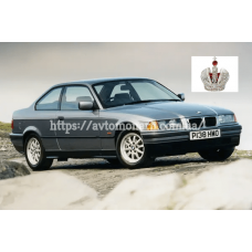 Автостекла на BMW 3  1992-1999