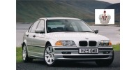 Автостекла на Стекло BMW 3 E46 1998-2005