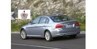 Автостекла на BMW 3  2005-2011