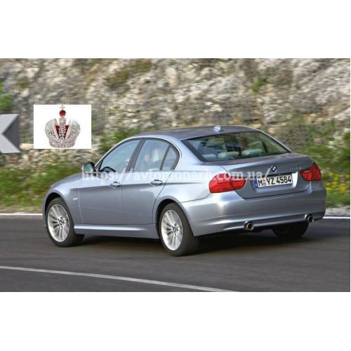Левое боковое стекло BMW 3 (248) на BMW 3 (E90/E91) (Седан, Комби)