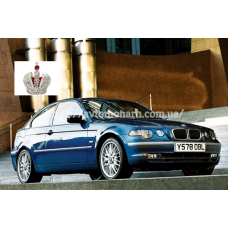 Автостекла на BMW 3 Compact  2001-2004