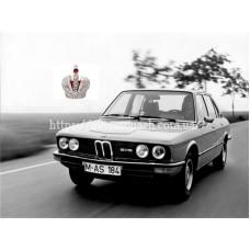 Автостекла на BMW 5  1972-1988
