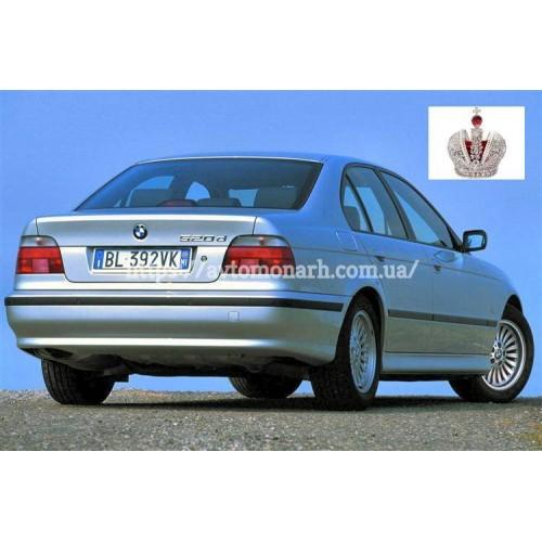 Заднее стекло BMW 5 (288) на BMW 5 (E34) (Седан, Комби)