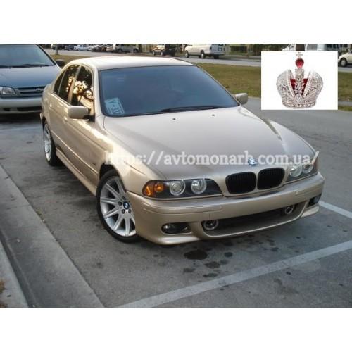 Заднее стекло BMW 5 (301) на BMW 5 (E39) (Седан, Комби)