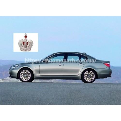 Заднее стекло BMW 5 (313) на BMW 5 (E60/E61) (Седан, Комби)