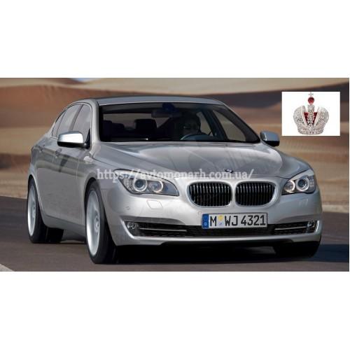 Заднее стекло BMW 5 (327) на BMW 5 (F10/F11) (Седан, Комби)