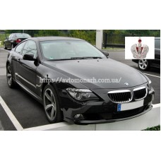 Автостекла на BMW 6  2003-2010