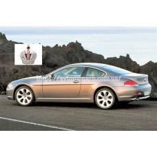 Автостекла на BMW 6  2010-