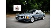 Автостекла на BMW 7  1977-1986