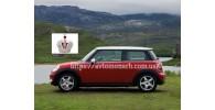 Автостекла на Автостекла BMW Mini One/Cooper/Clubman 2007-