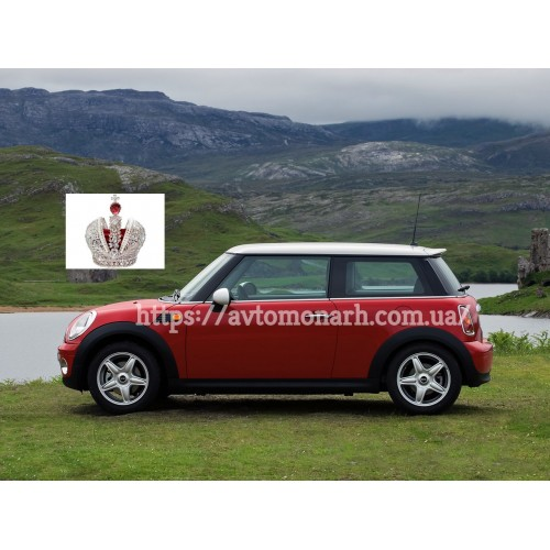 Заднее стекло BMW Mini One/Cooper/Clubman (411) на BMW Mini One/Cooper/Clubman (Хетчбек, Комби, Кабриолет)