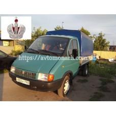 Автостекла на ГАЗ 2705/3302/3221  1996-