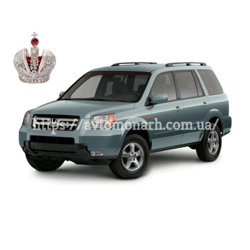 Лобовое стекло Honda Pilot/MR-V (2182) на Honda Pilot/MR-V (Внедорожник)