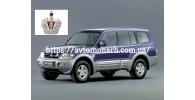 Автостекла на Автостекла Mitsubishi Pajero 1999-