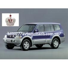 Автостекла на Mitsubishi Pajero  1999-