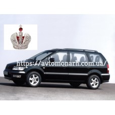 Автостекла на Mitsubishi Space Wagon 1997-2003