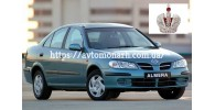Автостекла на Автостекла Nissan Almera N16/Almera Classic 2000-2012