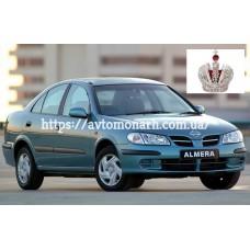 Автостекла на Nissan Almera N16/Almera Classic  2000-2012