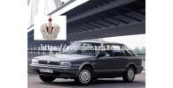 Автостекла на Nissan Bluebird T12/Stanza  1986-1990