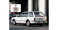 Автостекла на Nissan Bluebird U11  1984-1990