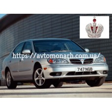 Автостекла на Nissan Maxima QX A33  2000-2003