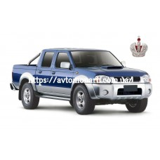 Автостекла на Nissan Navara D22/Frontier/NP300  1998-2004