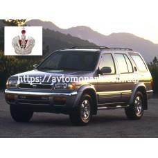 Автостекла на Nissan Pathfinder R50/Terrano  1996-2004