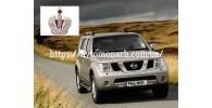 Автостекла на Автостекла Nissan Pathfinder R51/Navara D40/Frontier/X-Terra 2005-