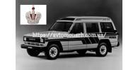 Автостекла на Автостекла Nissan Patrol 160/Safari 1980-1997