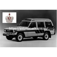 Автостекла на Nissan Patrol 160/Safari  1980-1997