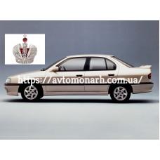 Автостекла на Nissan Primera W10/Avenir  1990-1998