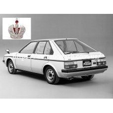 Автостекла на Nissan Cherry N12/Pulsar  1982-1986