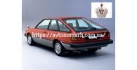 Автостекла на Автостекла Nissan Sunny B11/Sentra 1982-1986