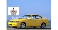 Автостекла на Автостекла Nissan Sunny B15/Sentra 2000-2006