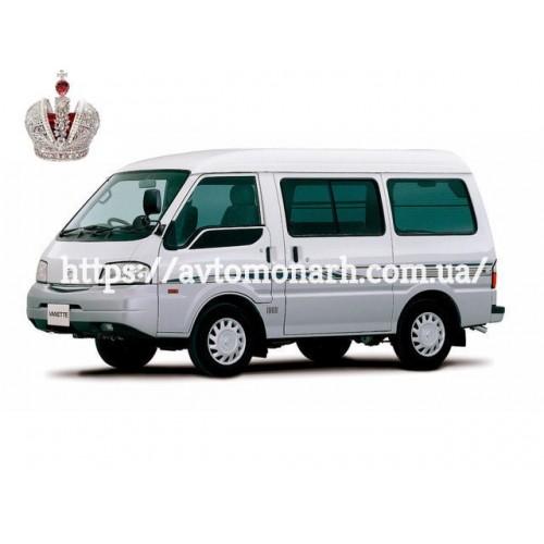 Левое боковое стекло Nissan Vanette S21/Cargo/Serena  (4264) на Nissan Vanette S21/Cargo/Serena (Минивен)