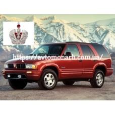 Автостекла на Oldsmobile Bravada  1995-2000