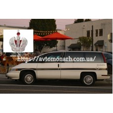 Автостекла на Oldsmobile Silhouette  1990-1995