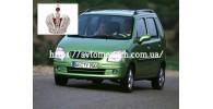 Автостекла на Opel Agila A 2000-2007