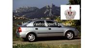 Автостекла на Opel Astra G  1998-2008