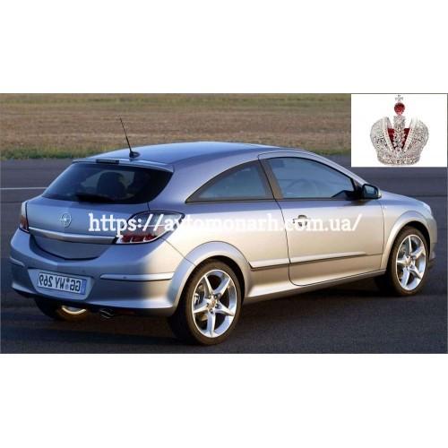 Лобовое стекло Opel Astra GTC (4333) на Opel Astra GTC (3 дв.) (Хетчбек)