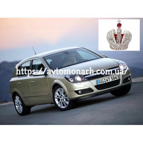 Лобовое стекло Opel Astra H (20282) на Opel Astra H (Седан, Комби, Хетчбек)