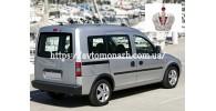 Автостекла на Opel Combo C 2001-2011