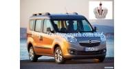 Автостекла на Opel Combo D  2012-
