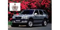 Автостекла на Opel Frontera B  1998-2004