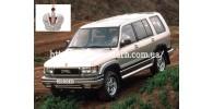 Автостекла на Автостекла Opel Monterey/Holden Jackaroo 1992-2002