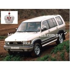Автостекла на Opel Monterey/Holden Jackaroo  1992-2002