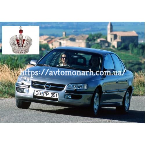 Лобовое стекло на Opel Omega B (Седан, Комби)