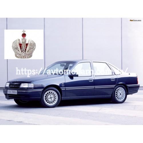 Правое боковое стекло Opel Vectra A  (4560) на Opel Vectra A (Седан, Хетчбек)
